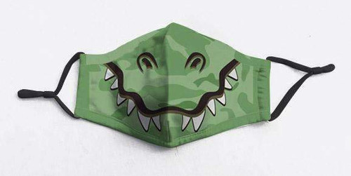Charlie`s Project  Dinosaur Contoured Mask  With filters