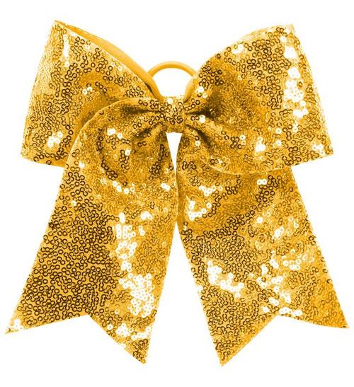 Augusta Sports  Sequin Cheer Hair Bow