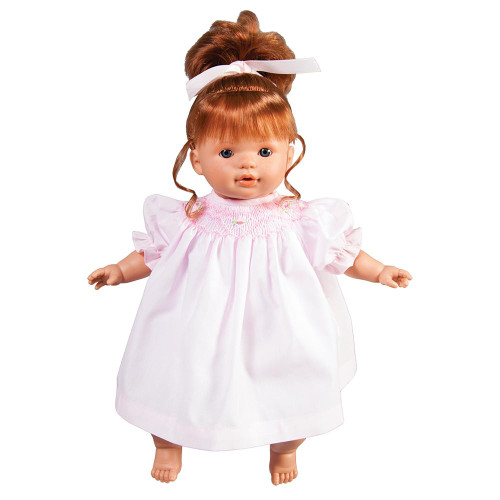 Rosalina Baby   Scarlett15``Doll Red Hair Blue eye