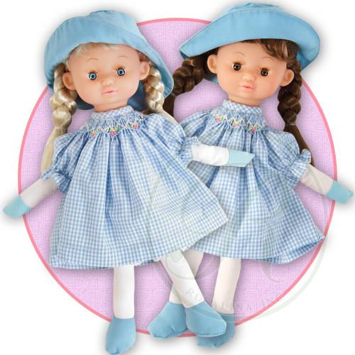 Rosalina   Baby      Pepper Doll Blue Bishop / Hat