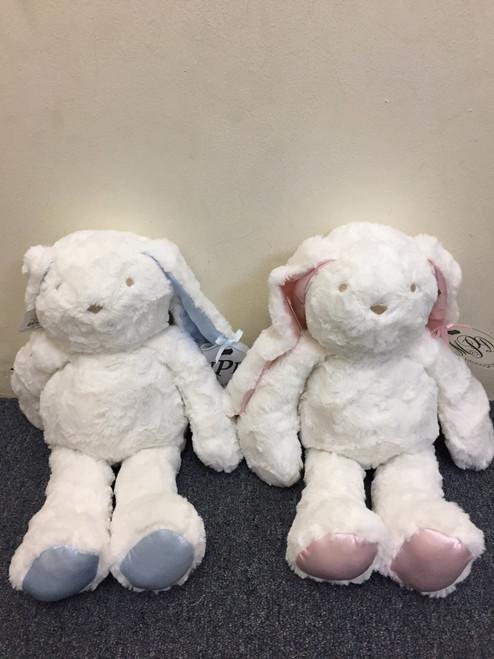 Plush Minky bunny