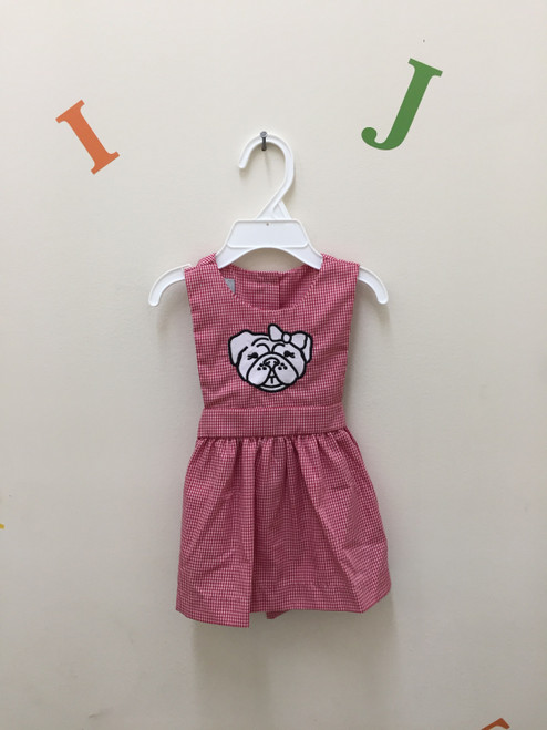 Georgia Bulldog Dress