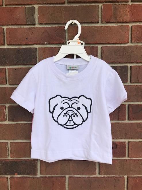 Georgia Bulldog Short Set