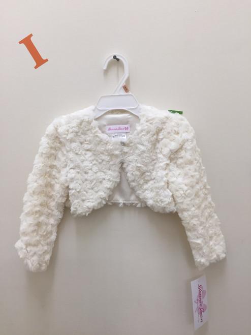 Bonnie Jean Faux Fur Jacket