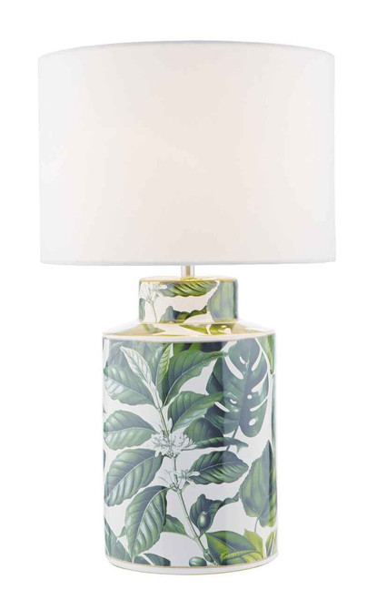 Filip Green Table Lamp Base Only