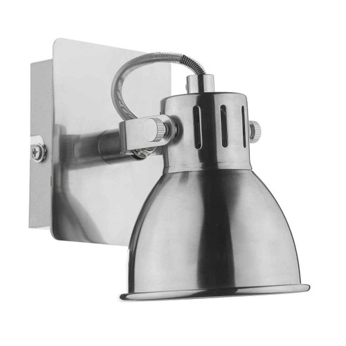 Idaho Natural Chrome GU10 Single Wall Bracket