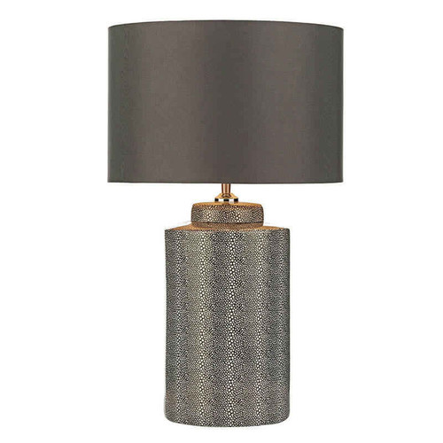 Igor Grey Stingray Table Lamp Base Only