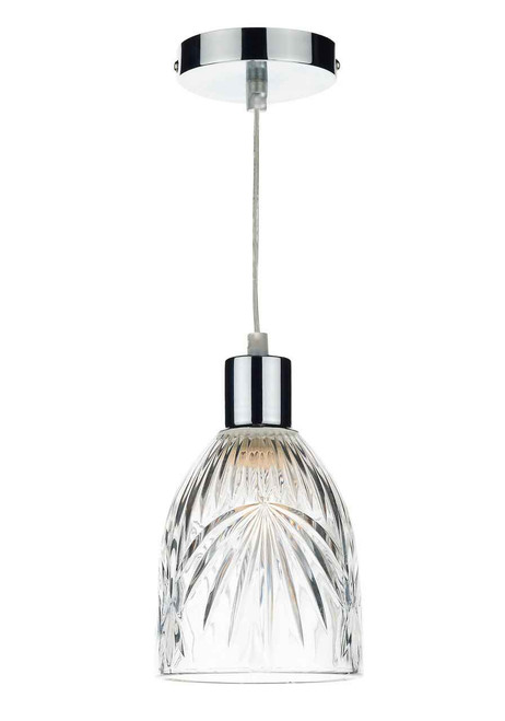 Motif Clear Non Electric Easy Fit Shade Only