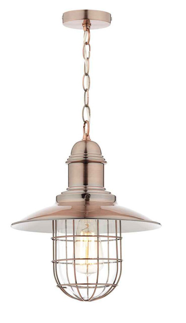 Terrace Copper Pendant Light