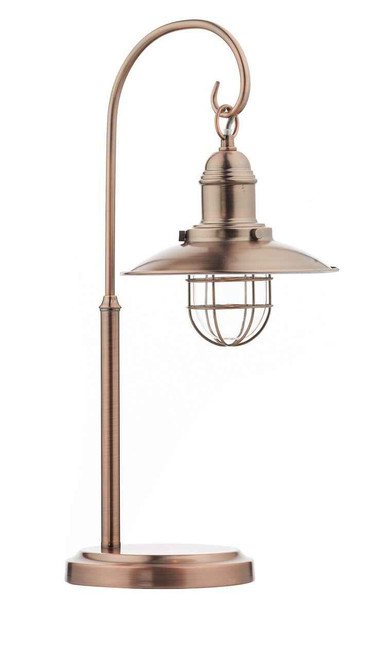 Terrace Copper Table Lamp