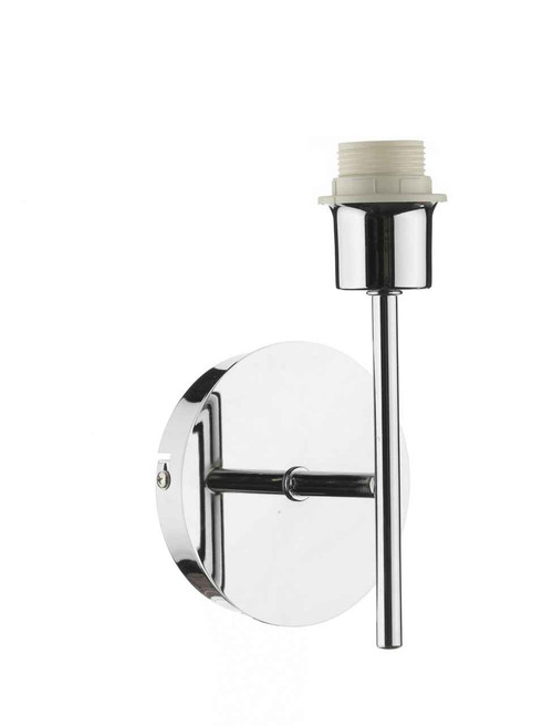 Tuscan Polished Chrome Single Wall Light Base Only