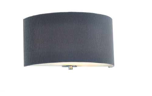 Zaragoza Grey Wall Light
