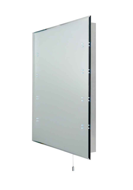 Zodiac Slimline IP44 Medium LED Bathroom Mirror