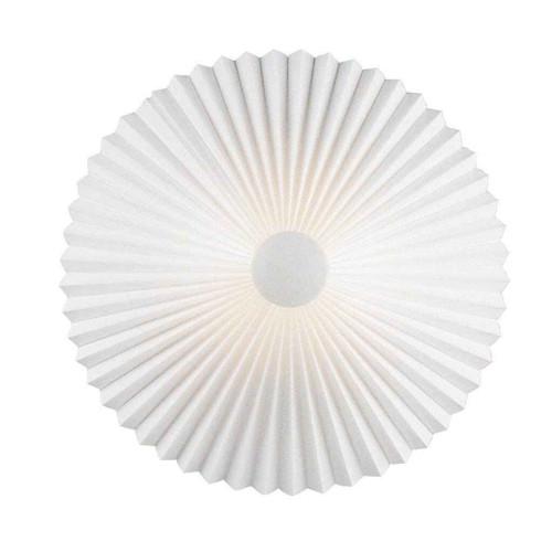 Trio 45 White Plastic Ceiling Light