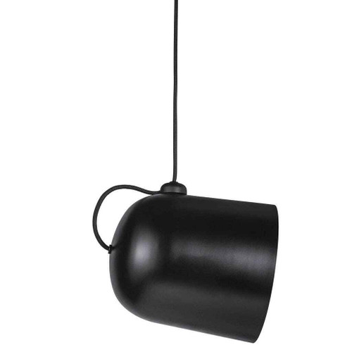 Angle Black Metal Magnetic Adjustable Pendant Light