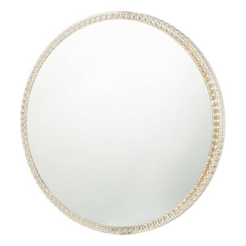 Dar Lighting Yeven Illuminated IP44 Bathroom Wall Mirror