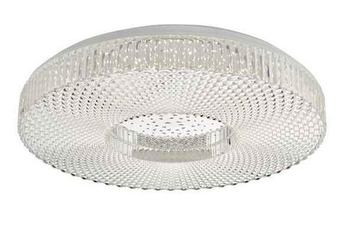 Cimona Acrylic Large LED Flush Ceiling Light