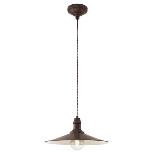 Eglo Lighting Stockbury Antique Finish Medium Pendant Light
