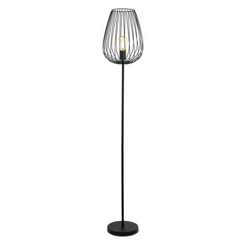 Eglo Lighting Newtown Black Steel Floor Lamp