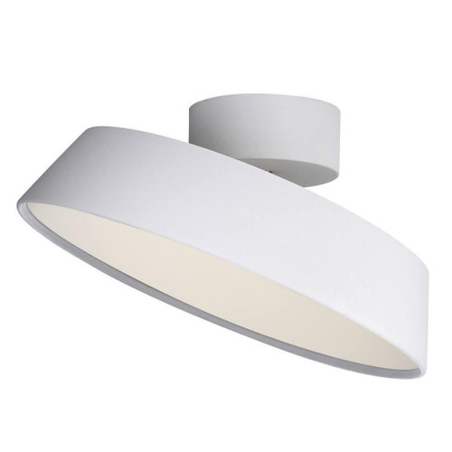 DFTP Alba Dimmable White Adjustable Ceiling Light