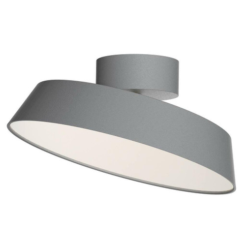 DFTP Alba Dimmable Grey Adjustable Ceiling Light