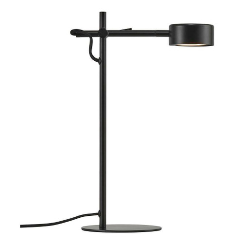 Nordlux Clyde Black Table Lamp