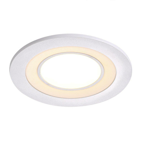 Nordlux Clyde 8 White 3 Step Moodmaker Recessed Downlight