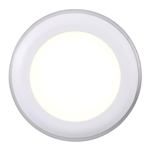 Nordlux Elkton 8 White Recessed Downlight