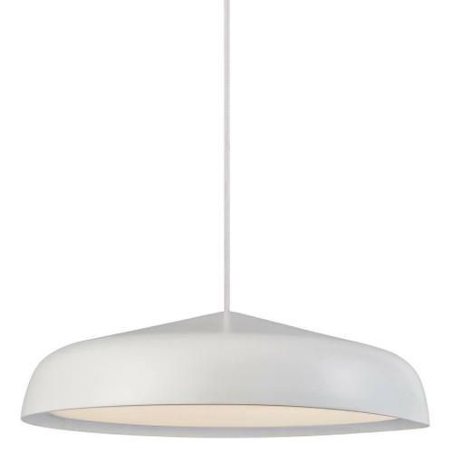 DFTP Fura 40 White Pendant Light
