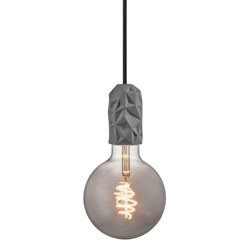 Nordlux Hang Grey Porcelain Pendant Light