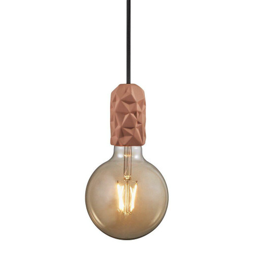 Nordlux Hang Terracotta Porcelain Pendant Light