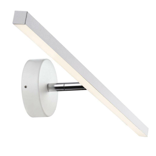Nordlux IP S13 60 LED White Picture or Bathroom IP44 Mirror Wall Light
