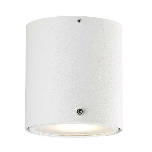 Nordlux IP S4 White with Frosted Glass Bathroom IP44 Surface Ceiling Light