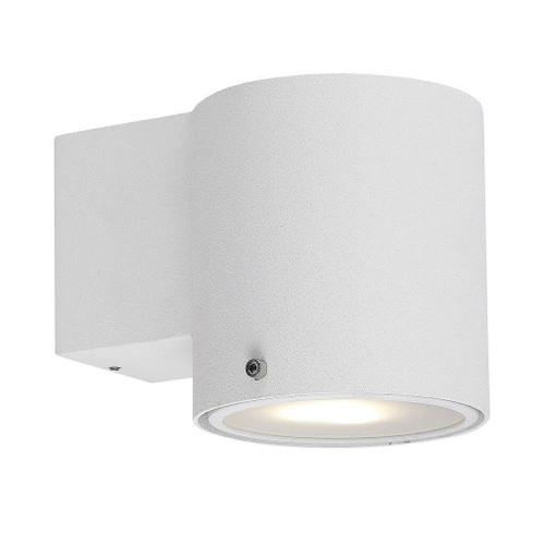 Nordlux IP S5 White with Frosted Glass Bathroom IP44 Wall Light