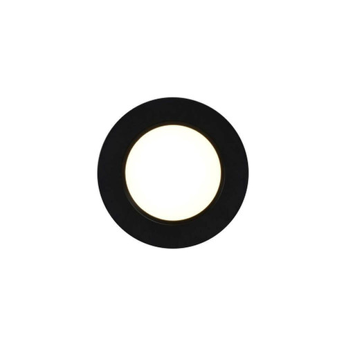 Nordlux Kitchenio Three Pack Hybrid Black Recessed or Surface Downlight