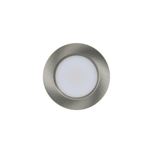 Nordlux Kitchenio Three Pack Hybrid Brushed Nickel Recessed or Surface Downlight