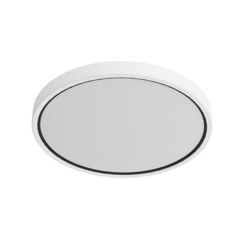 Nordlux Noxy IP44 3000K/4000K White Ceiling Light