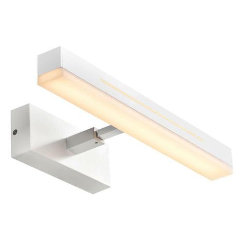 Nordlux Otis 40 Small White Aluminium Wall Light