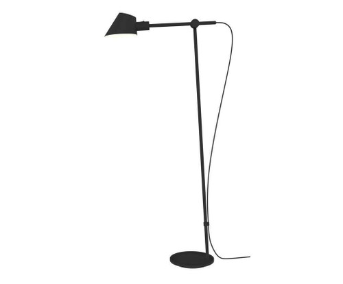 DFTP Stay Floor Black Adjustable Floor Lamp