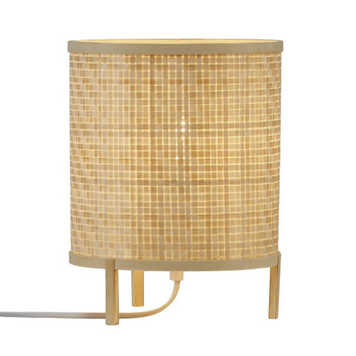 Nordlux Trinidad Natural Brown Wood Table Lamp