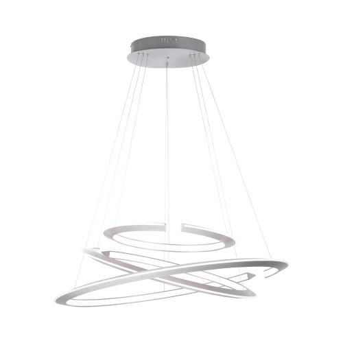 Paul Neuhaus ALESSA 3 Light Triple Ringed Pendant Light