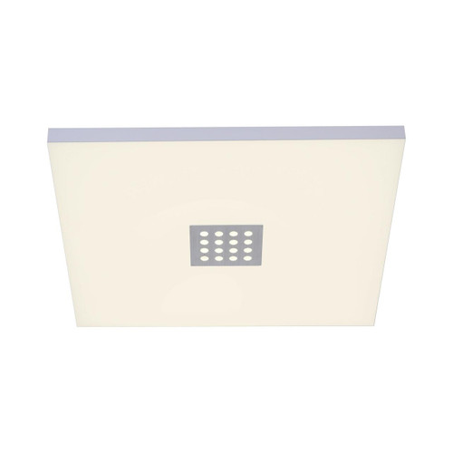 Paul Neuhaus PURE-NEO 45x45cm Aluminium Dimmable Wall or Ceiling Light