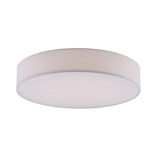 Leuchten Direkt Ls-KIARA White Dimmable Ceiling Light