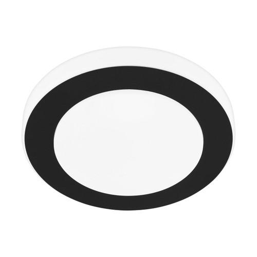 Eglo Lighting LED Carpi Black and White Wall and Ceiling Light