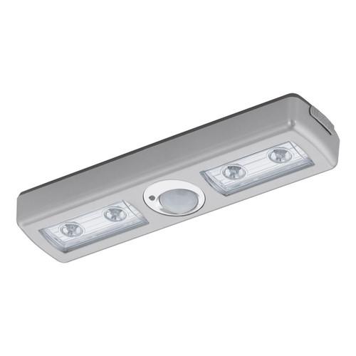 Eglo Lighting Balio Silver with Sensor Cabinet Light