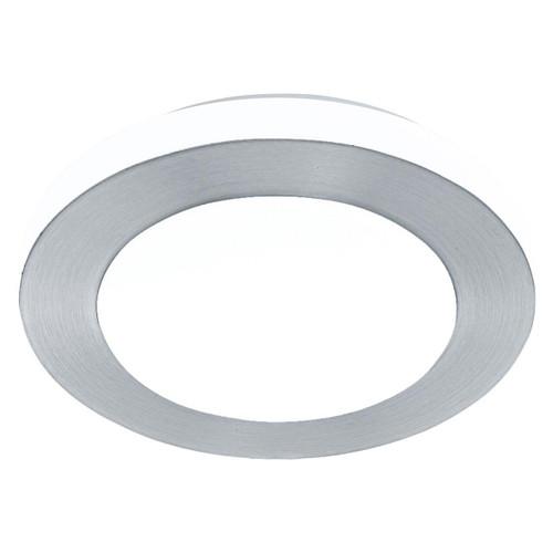 Eglo Lighting LED Carpi White and Brushed Aluminium Wall and Ceiling Light