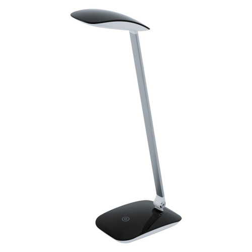 Eglo Lighting Cajero Black Touch Table Lamp