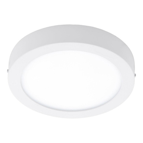 Eglo Lighting Fueva-C 225 White LED RGB Surface Mounted Ceiling Light