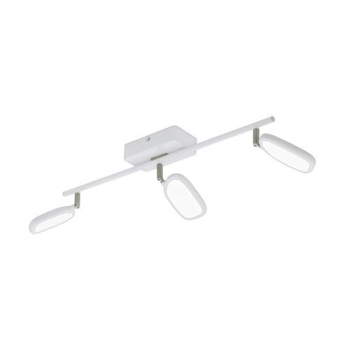 Eglo Lighting Palombare-C 3 Light RGB White Bar Spotlight
