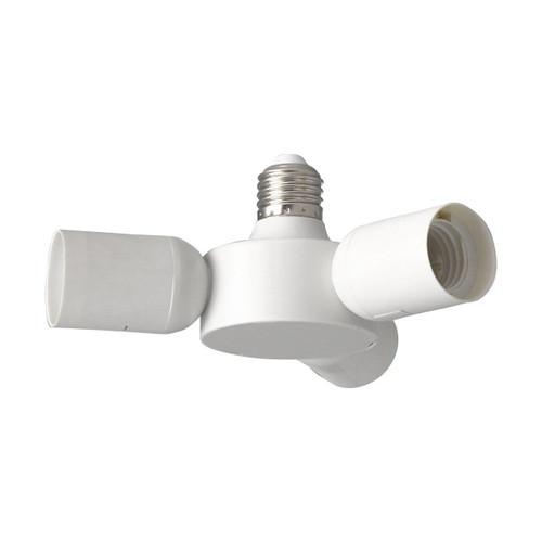 Eglo Lighting Rueda 3 Light White Bulb Socket Adapter Accessory